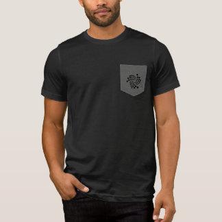 Verwicklungs-Schlüsseltaschen-Shirt Iotas T-Shirt