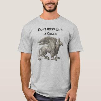 Verwirren Sie nicht mit einem Greif T-Shirt