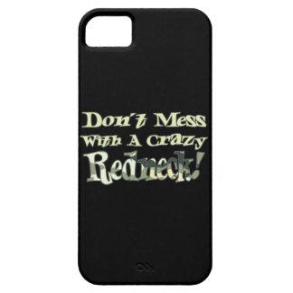Verwirren Sie nicht mit einer verrückten iPhone 5 Schutzhülle
