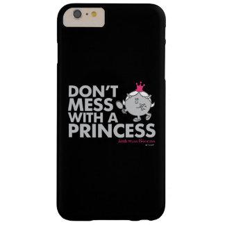 Verwirren Sie nicht mit kleinem Fräulein Barely There iPhone 6 Plus Hülle