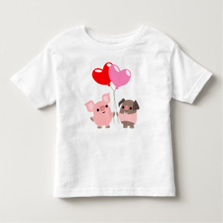 Verwirrter T - Shirt Kinder der Herzen