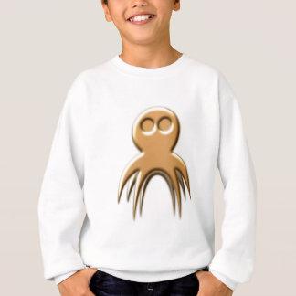 Verwirrung der Messingkrake Sweatshirt
