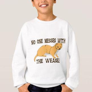 Verwirrung mit dem Weasel Sweatshirt