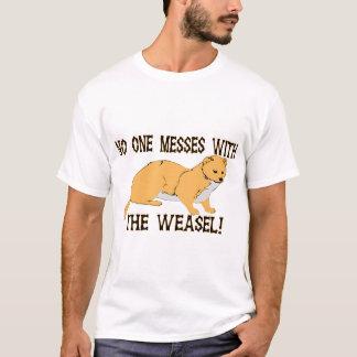 Verwirrung mit dem Weasel T-Shirt