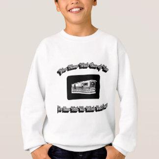 Verwirrung mit der ganzen Wohnwagensiedlung Sweatshirt