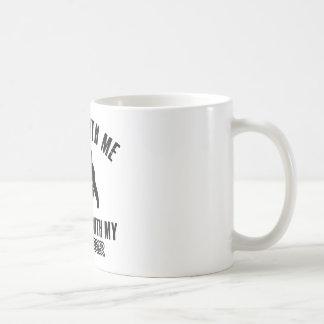 Verwirrung mit meinem Waliser-Terrier Kaffeetasse