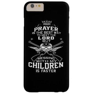 Verwirrung mit meinen Kindern Barely There iPhone 6 Plus Hülle