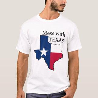 Verwirrung mit Texas T-Shirt