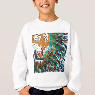 Verwirrungstiger Sweatshirt