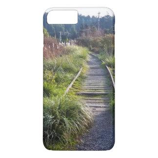 Verwitterte Bahnen von Arcata #7: Relikt iPhone 8 Plus/7 Plus Hülle