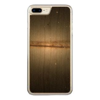 Verworfene Galaxie Carved iPhone 8 Plus/7 Plus Hülle
