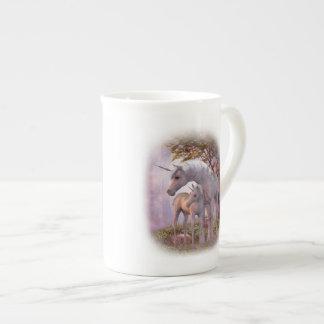 Verzauberte Einhorn-Tee-Schale Porzellantasse