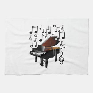 Verzauberte Melodie Küchentuch