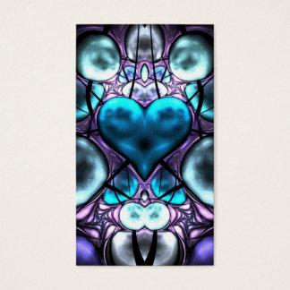 Verzaubertes Herz Visitenkarte