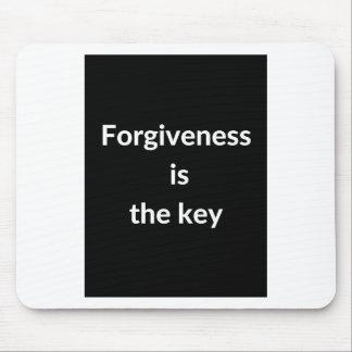 Verzeihen ist der Schlüssel Mauspads