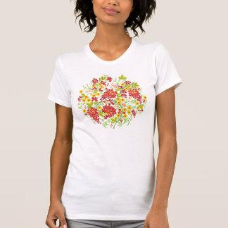 Verzierte Beeren T-Shirt