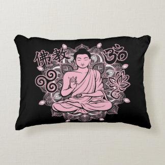 Verzierter Buddha Dekokissen