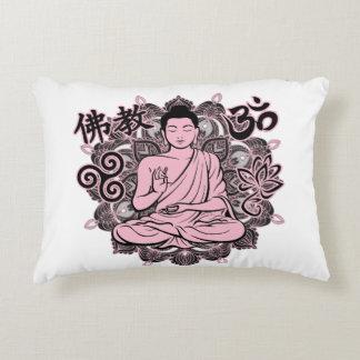 Verzierter Buddha Zierkissen