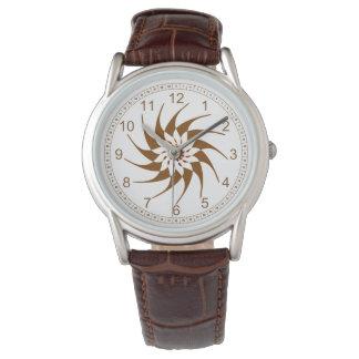 Verzierung 7 armbanduhr