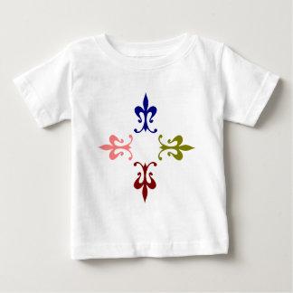 Verzierung Baby T-shirt