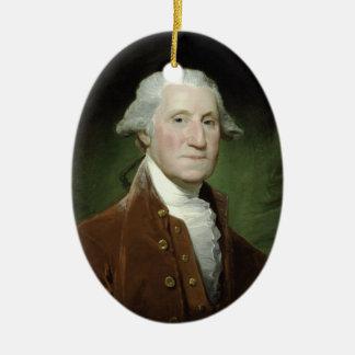 Verzierung Präsidenten-George Washington Weihnachtsbaum Ornament