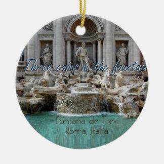 Verzierung ROMS Italien Keramik Ornament