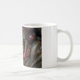 Verzierungen Kaffeetasse