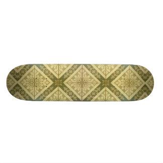 Verzierungs-Boden-Entwurf 20,1 Cm Skateboard Deck