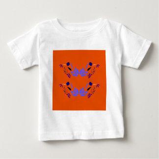 Verzierungs-Brown-Zucker Baby T-shirt