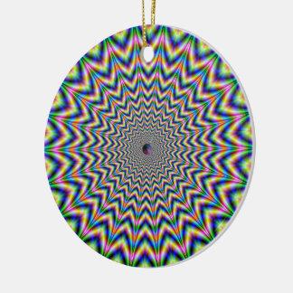 Verzierungs-   Gehirn-sprengendes Netz Keramik Ornament