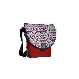 Veteranen-Felsen Kurier Taschen