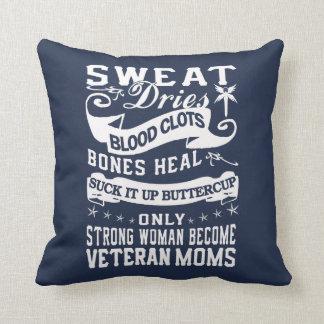 Veteranen-Mammen Kissen