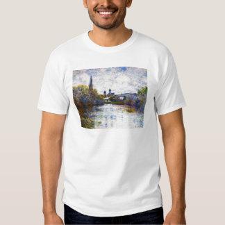 Vetheuil, die Handfeuerwaffe der Seines Claude Hemden