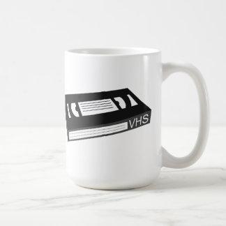 VHS-Kassette Kaffeetasse