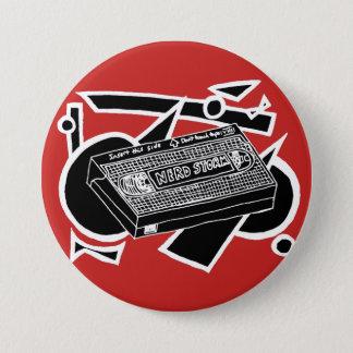 VHS-Knopf Runder Button 7,6 Cm