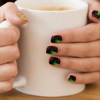 Vibrierende Fantasie 2 Minx Nagelkunst