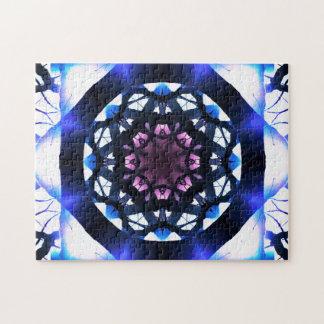 Vibrierende Meditation der Stern-Mandala-| Puzzle
