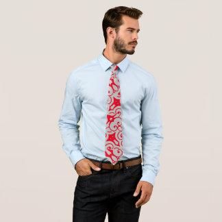 Vibrierenden abstraktes Xavier fave Bedruckte Krawatten