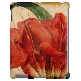 Vibrierendes Blumen-VIII iPad Hülle