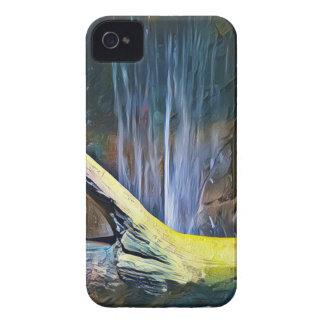 Vibrierendes künstlerisches Treibholz durch iPhone 4 Hüllen