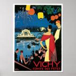 Vichy: Comite DES-Partys Poster
