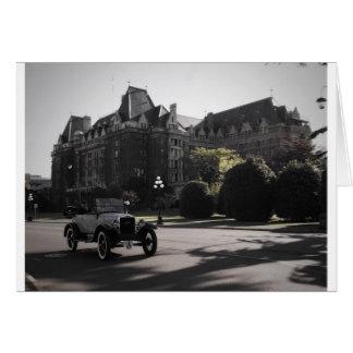 Victoria-Kaiserin-Hotel 1 Karte