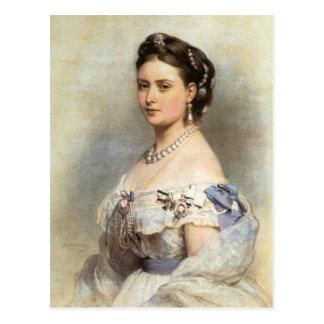 Victoria, Kronprinzessin Postkarte