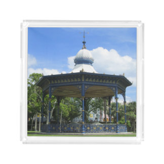 Victoria-ParkBandstand Acryl Tablett