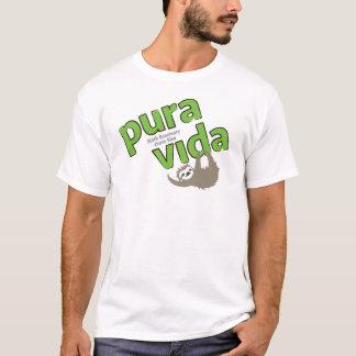 Vida Trägheits-Schongebiet-T-Stück T-Shirt