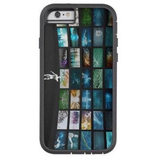 VideoMarketing über mehrfachen Kanälen Tough Xtreme iPhone 6 Hülle