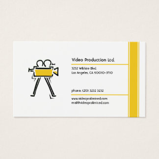 Videoproduktion Visitenkarte