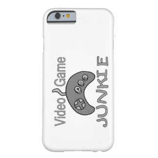 Videospiel-Junkie Barely There iPhone 6 Hülle