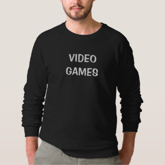Videospiel-Sweatshirt Sweatshirt