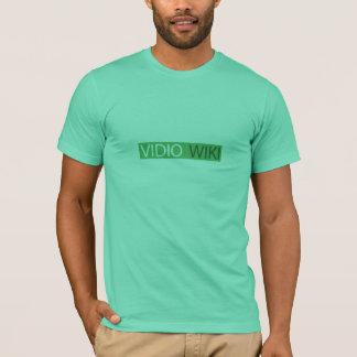 Vidio Wiki Männer T-Shirt